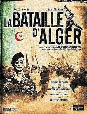 صورة معبرة عن الموضوع معركة الجزائر (فيلم)