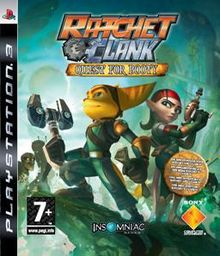 Ratchet & Clank Future Quest for Booty Game Cover.jpg
