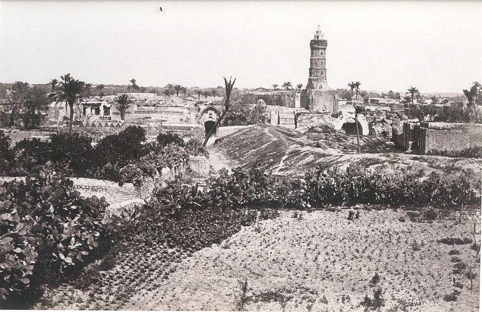 الجامع العمري بغزة 1862.jpg&filetimestamp=20110714075240&