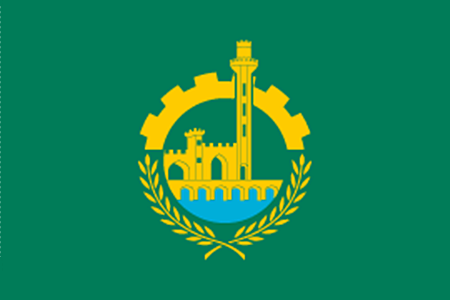 Flag of Qalyubia Governorate.png