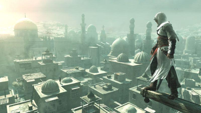 الموضوع الاضخم والرسمي لجميع اجزاء لعبة Assassins creed تعرف على كل شيء 800px-Assassins-creed-altair-jerusalem-high-point