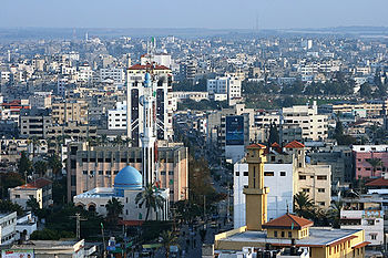 تاريخ فلسطين فلسطين التاريخية_غزة_السلطة الفلسطينية
