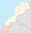 Dakhla-Oued Ed Dahab region map..png