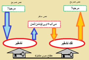 التشفير وفك التشفير pdf