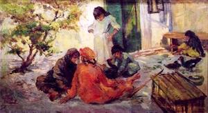 الفنان يوسف كامل للصف الثانى الاعدادى