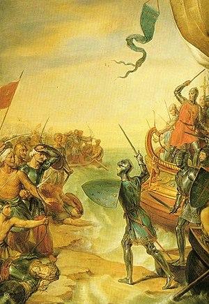 Px Louis Disembark At Damietta Masri