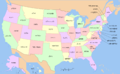 Map of USA with state names as.png