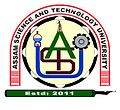 Official Logo of Assam Science And Technology University, as on 2015.jpeg