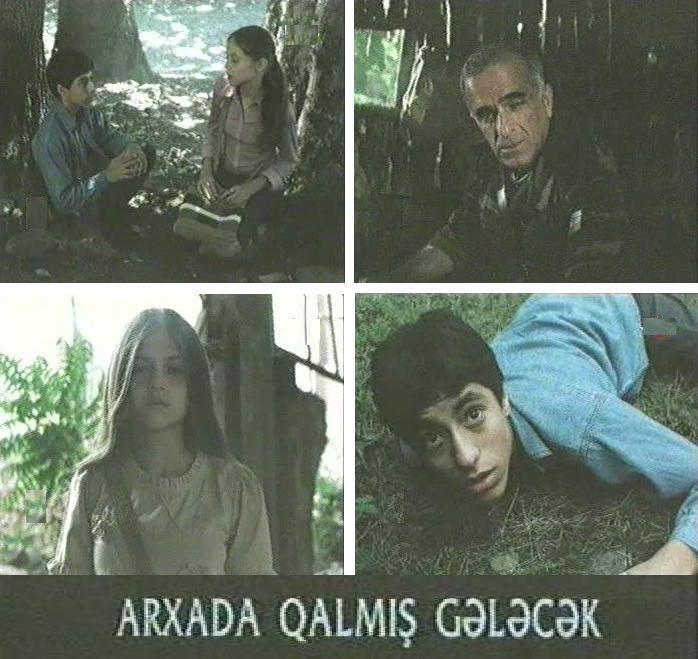 Arxada qalmış gələcək (film, 2004) — Vikipediya