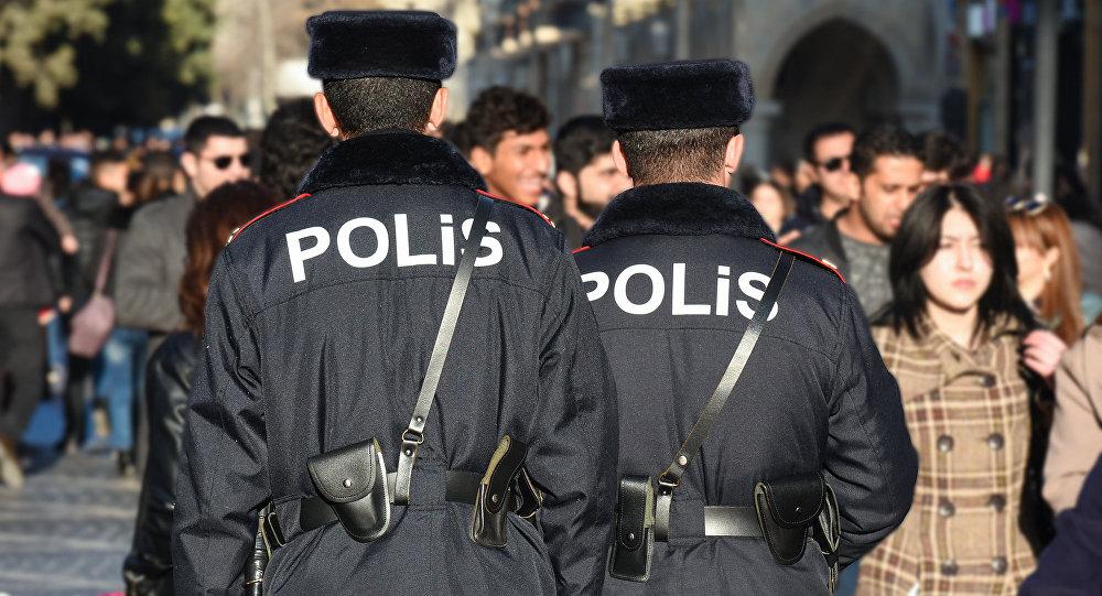 Image result for Azərbaycan polisi