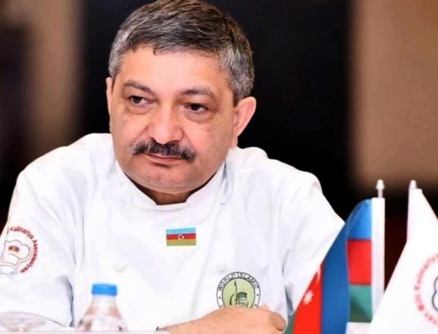 Картинки по запросу Azərbaycan Milli Kulinariya Mərkəzinin baş direktoru Tahir Əmiraslanov