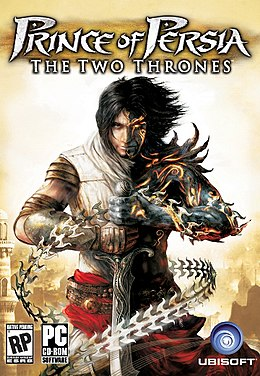 Prince of Persia The Two Thrones (2005).jpg