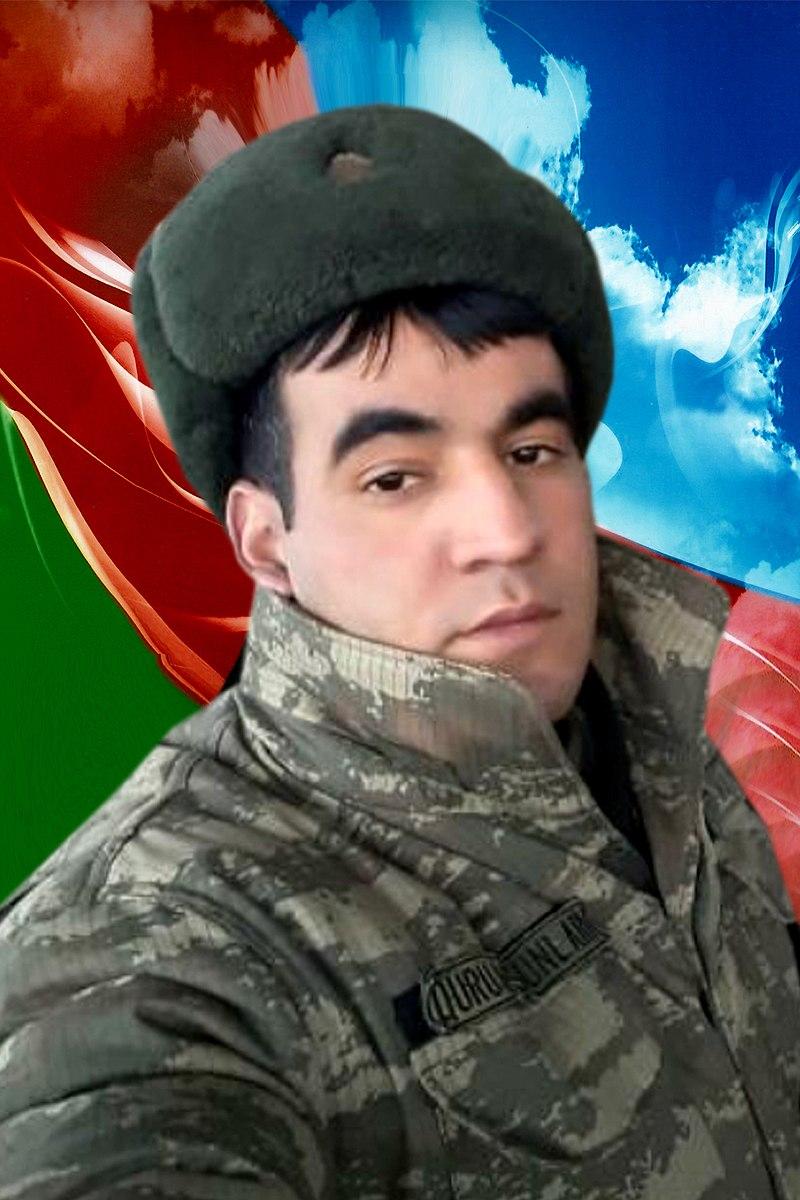 Şəhid Əliyev Ruslan Arif oğl