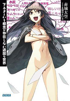 Shimoneta light novel volume 1 cover.jpg