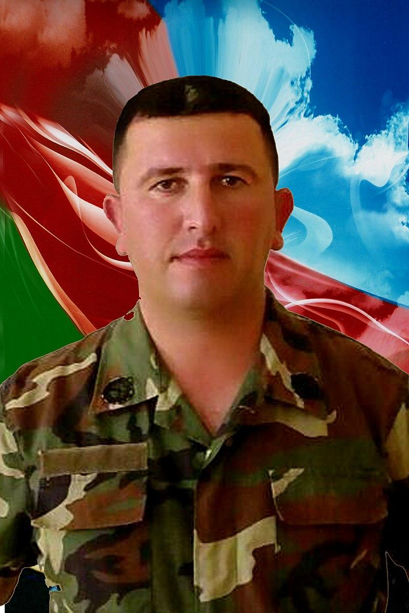 Şəhid İsmayılov Amid Eldar oğlu