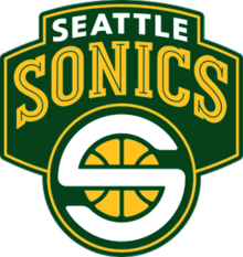 Seattle SuperSonics loqosu