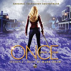 "Albomun üz qabığı Mark İşam ""Once Upon a Time – Season 2: Original Television Soundtrack"" ()"