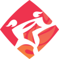 2019 European Games - Gymnastics Acrobatic (pictogram).png