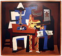 Picasso three musicians moma 2006.jpg