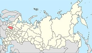 Map of Russia - Tver Oblast (2008-03).jpg