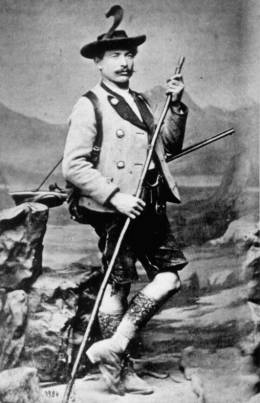 Georg Jennerwein – Boarische Wikipedia