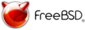 280px-FreeBSD-logo with text.png