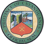 Ph seal catanduanes.png