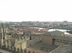 An syudad nin Salamanca, Espanya
