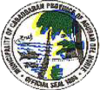Official seal of Ciudad nin Cabadbaran