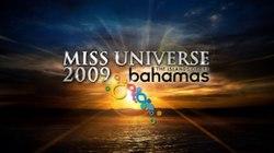 Logo kan Miss Universe 2009
