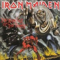 Вокладка альбому «The Number of the Beast». Iron Maiden. 1982