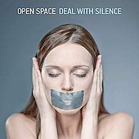 Вокладка альбому «Deal With Silence». Open Space. 2009