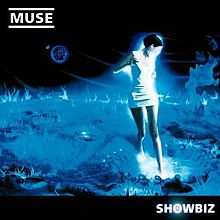 Вокладка альбому «Showbiz». Muse. 1999