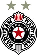 FK Partizan - newest logo PNG.png