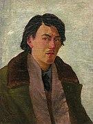 Міхаіл Станюта. Партрэт мастака М. Філіповіча. 1925