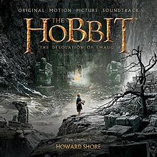 Вокладка альбома «The Hobbit: The Desolation of Smaug» (2013)