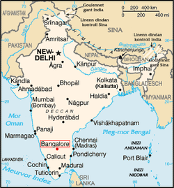 India map with Bangalore bzh.PNG