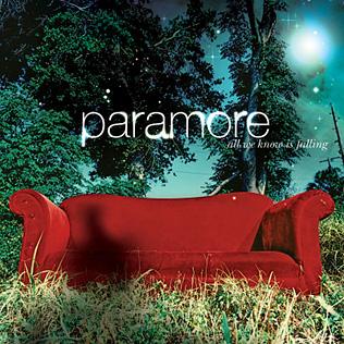 Georgina Winter Media: Album/Single Cover Artwork - Paramore