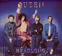 Queen headlong Omot singla.jpg