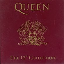 Queen the 12 inch collection Omot albuma.jpg