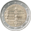€2 commemorative coin Austria 2005.png
