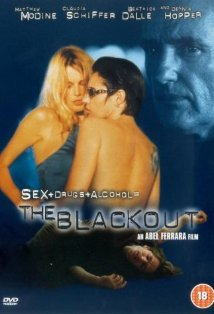 DVD cover of The Blackout (1997 film).jpg