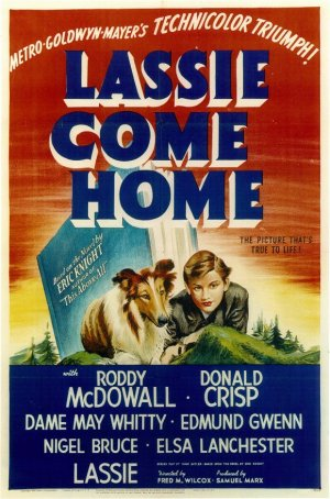 Lassie Come Home, Original Theatrical Poster.jpg