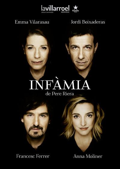 Inf mia obra de teatre viquip dia l 39 enciclop dia lliure for Teatre villarroel infamia