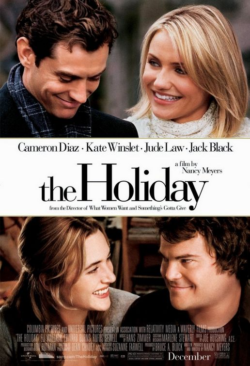Póster de la película The holiday