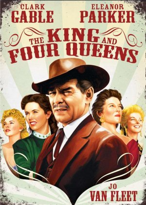 The King and Four Queens pòster.jpg