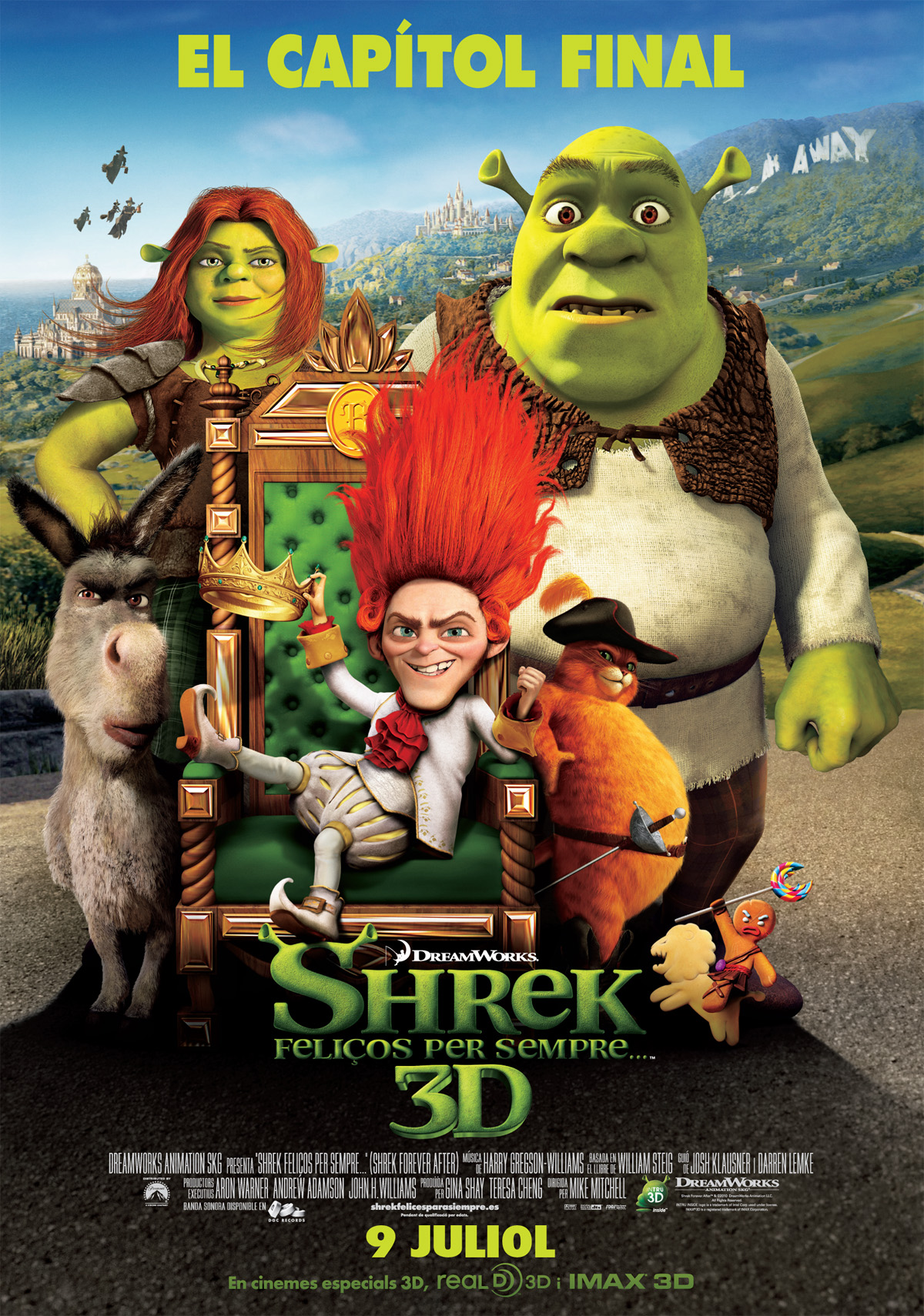 Shrek, feliços per sempre... - Viquipèdia, l'enciclopèdia ...