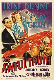 The Awful Truth pòster.jpg