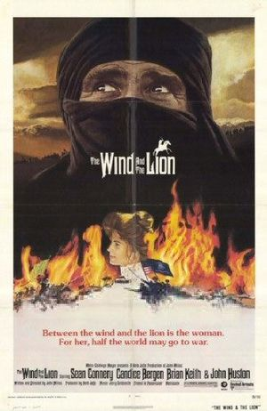 Wind and the lion movie poster2.jpg