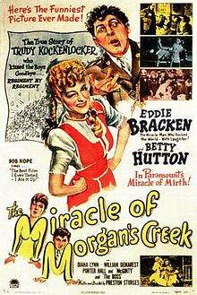 The Miracle of Morgan's Creek pòster.jpg